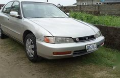 Sell cheap grey/silver 1999 Honda Accord sedan automatic