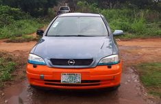 Selling 1997 Opel Astra sedan manual in good condition