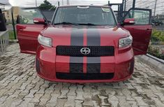 Toyota Scion 2010 Red for sale