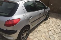 Peugeot 206 2000 CC Silver for sale
