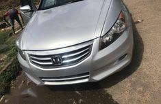 Best priced grey  2008 Honda Accord automatic in Owo