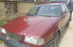 Sell well kept red 2000 Volvo 850 sedan manual in Lagos