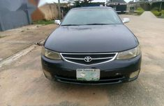 Well maintained black 2002 Toyota Solara at mileage 1,111,111 for sale