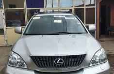 Lexus RX 2004 Silver for sale