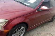 Mercedes-Benz C350 2008 Red for sale