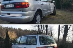 Sell well kept 1999 Volkswagen Sharan at mileage 200,000
