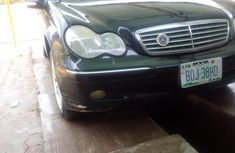 Well maintained black 2003 Mercedes-Benz C240 at mileage 3,349 for sale