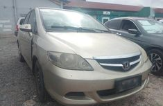 Used 2008 Honda City at mileage 45,238 for sale in Ikeja