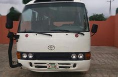 Sell well kept 2002 Toyota Coaster in Lagos