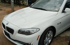 BMW 528i 2014 White for sale