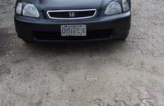 Honda Civic LX 4dr Sedan 1998 Black for sale