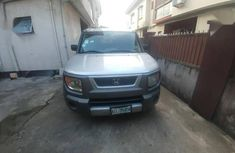 Sell grey 2006 Honda Element at mileage 115,000 in Lagos at cheap price