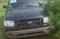 Sell black 2003 Ford Explorer pickup automatic at price ₦1,700,000