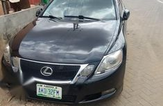 Selling black 2008 Lexus GS sedan automatic in Ikeja