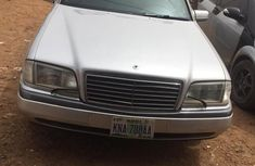 Well maintained 2000 Mercedes-Benz C180 sedan for sale at price ₦750,000