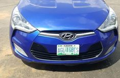 Sell 2014 Hyundai Veloster hatchback automatic in Lagos
