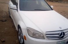 Mercedes-Benz C350 2009 White for sale