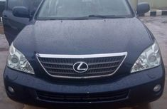 Sell used blue 2006 Lexus RX suv automatic at cheap price