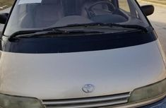 Used gold 1997 Toyota Previa car automatic at attractive price