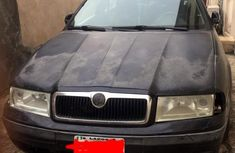 Used 2004 Skoda Octavia car at attractive price in Lagos