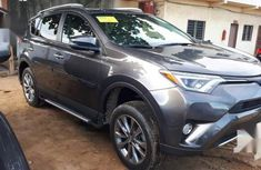Sell cheap grey/silver 2016 Toyota RAV4 suv automatic at mileage 49,000