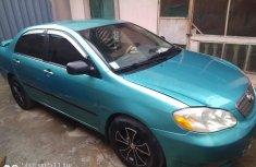 Nigerian Used 2004 Toyota Corolla