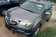 Acura MDX 2008 SUV 4dr AWD (3.7 6cyl 5A) Gold color for sale