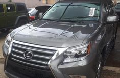 Lexus GX 2014 Gray for sale