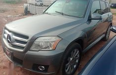 Need to sell high quality grey 2010 Mercedes-Benz GLK automatic at price ₦5,500,000
