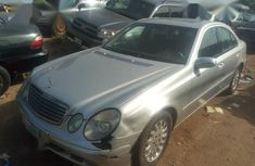 Very clean 2006 Mercedes-Benz E240 for sale at price ₦1,300,000