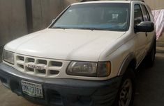 Well maintained white 2014 Isuzu Rodeo at mileage 2,101 for sale