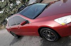 Honda Accord 2006 Coupe EX Automatic Red for sale