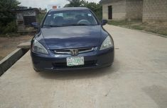 Honda Accord 2005 2.4 Type S Blue for sale
