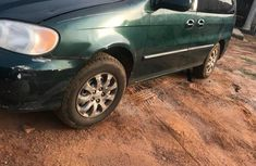 Kia Sedona 2005 Green for sale