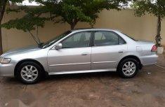 Sell 2002 Honda Accord at price ₦850,000
