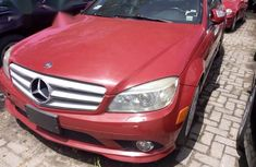 Sell used 2008 Mercedes-Benz C300 at price ₦4,800,000