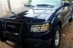 Authentic blue 2003 Ford Explorer automatic in good condition