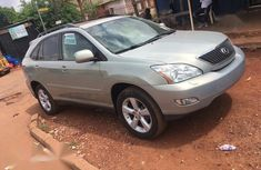 Best priced grey 2007 Lexus RX at mileage 186 in Enugu