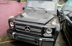 Clean and neat used 2006 Mercedes-Benz G63 suv  in Lagos at cheap price