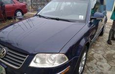 Volkswagen Passat 2004 1.8 T Automatic Blue for sale