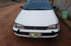 Sell white 1999 Toyota Carina sedan manual at mileage 289,865