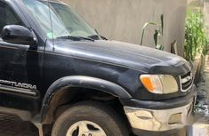 Selling black 2003 Toyota Tundra at cheap price