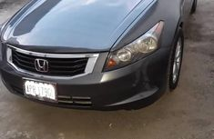 Authentic grey 2008 Honda Accord automatic in good condition