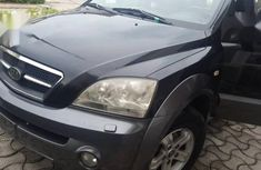 Kia Sorento 2004 Black for sale