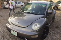 Volkswagen Beetle 2003 Gray color for sale