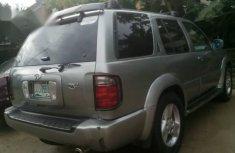 Infiniti QX 2002 Gray for sale