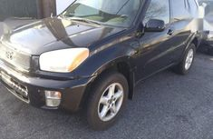 Toyota RAV4 2002 Automatic Black color for sale