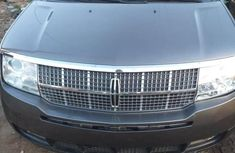Lincoln MKX 2009 AWD Gray color for sale
