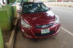 Sell well kept 2012 Hyundai Accent at mileage 180