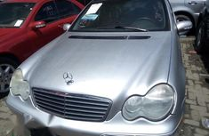 Sell well kept grey 2003 Mercedes-Benz C320 sedan at price ₦1,800,000